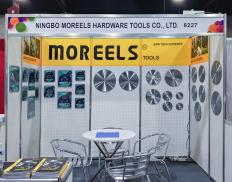 MOREELS TOOLS IN IWF ATLANTA 2018