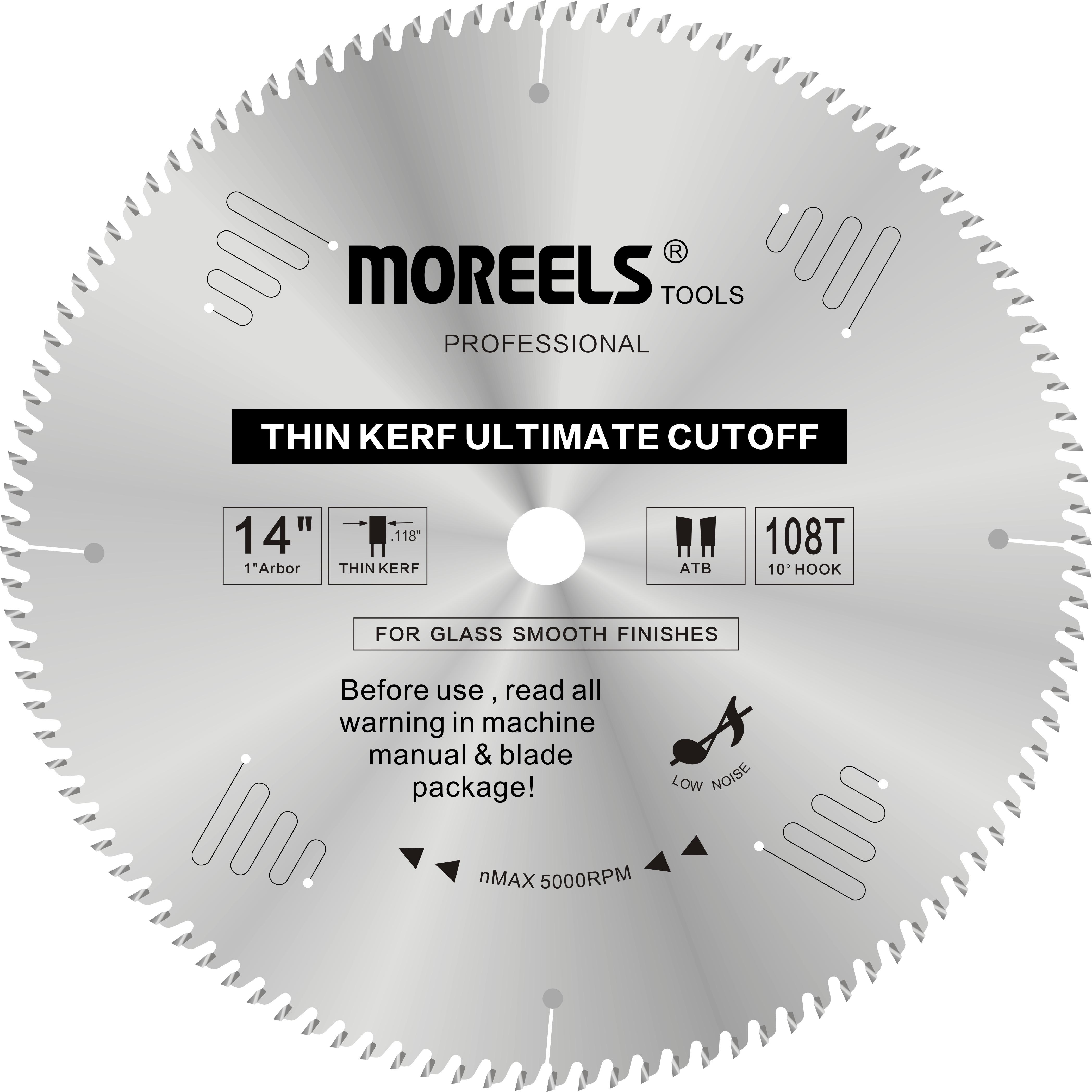 Thin Kerf Ultimate Cut‑Off Blade