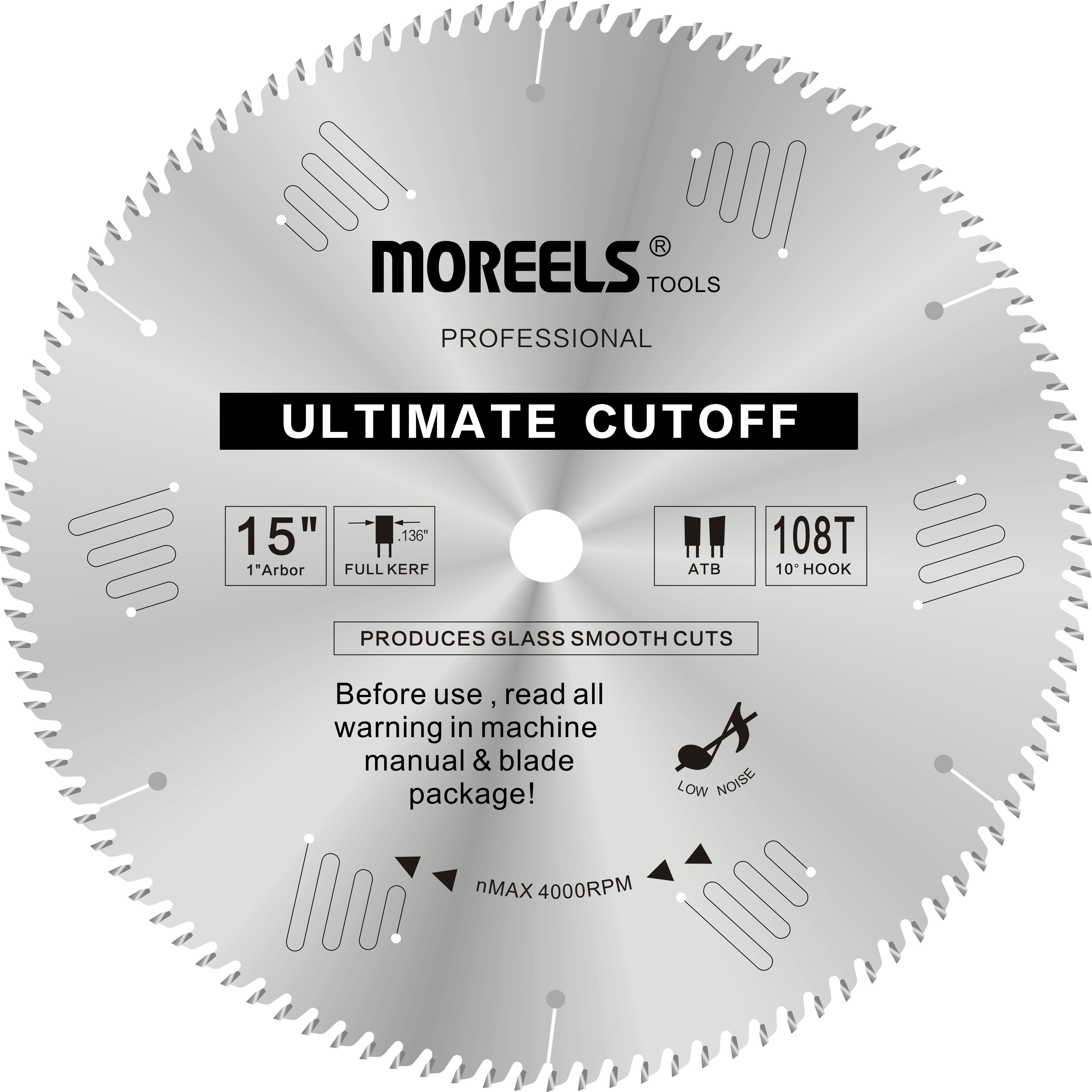 Ultimate Cut‑Off Blade